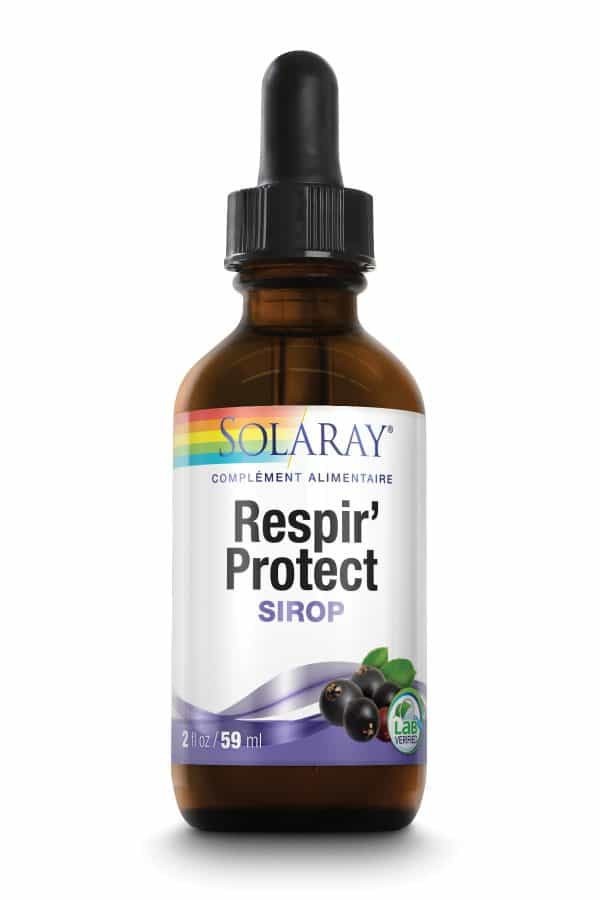 Complément alimentaire SOLARAY – Respir' Protect Sirop